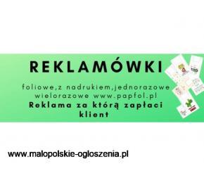 Reklamówki z nadrukiem Kraków